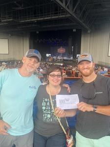 David attended Outlaw Music Festival on May 25th 2020 via VetTix