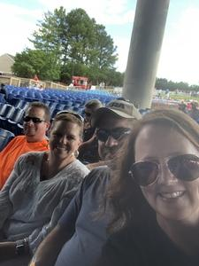 Kimberly attended Outlaw Music Festival on May 26th 2018 via VetTix