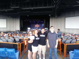 Eddie Kirby attended Outlaw Music Festival on May 26th 2018 via VetTix