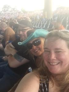 LaNita attended Outlaw Music Festival on May 26th 2018 via VetTix
