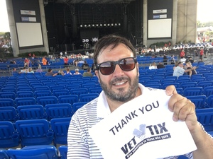 Michael attended STYX / Joan Jett & the Blackhearts With Special Guests Tesla on Jun 17th 2018 via VetTix