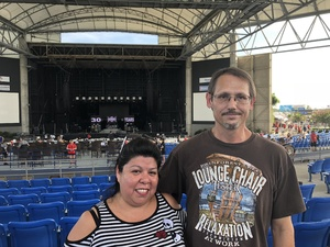 Elmria attended STYX / Joan Jett & the Blackhearts With Special Guests Tesla on Jun 17th 2018 via VetTix