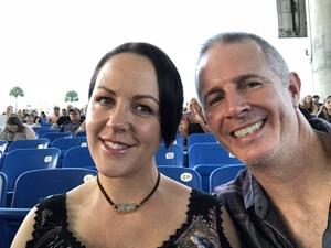 David attended STYX / Joan Jett & the Blackhearts With Special Guests Tesla on Jun 17th 2018 via VetTix