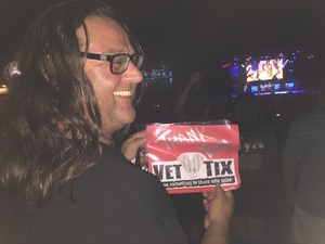 Tim attended STYX / Joan Jett & the Blackhearts With Special Guests Tesla on Jun 17th 2018 via VetTix