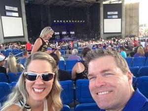 Joseph attended STYX / Joan Jett & the Blackhearts With Special Guests Tesla on Jun 17th 2018 via VetTix