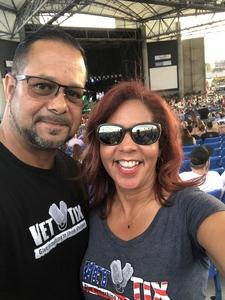 Kevin Ridenour attended STYX / Joan Jett & the Blackhearts With Special Guests Tesla on Jun 17th 2018 via VetTix