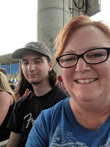 Patricia attended STYX / Joan Jett & the Blackhearts With Special Guests Tesla on Jun 17th 2018 via VetTix