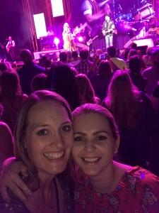 CRYSTALL attended Sugarland on May 31st 2018 via VetTix