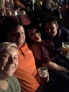 Lori attended Sugarland on May 31st 2018 via VetTix