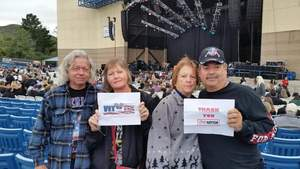 Janice attended Lynyrd Skynyrd - Last of the Street Survivors Farewell Tour on May 26th 2018 via VetTix
