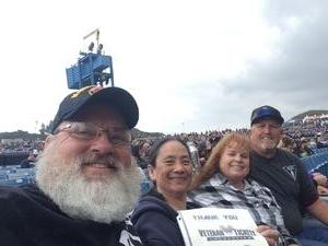 jeff attended Lynyrd Skynyrd - Last of the Street Survivors Farewell Tour on May 26th 2018 via VetTix