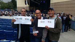 Rich V. attended Lynyrd Skynyrd - Last of the Street Survivors Farewell Tour on May 26th 2018 via VetTix