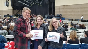 Richard attended Lynyrd Skynyrd - Last of the Street Survivors Farewell Tour on May 26th 2018 via VetTix