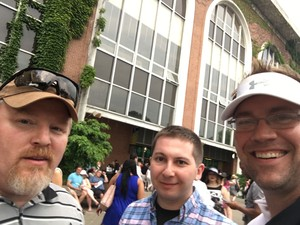 Philip attended The 150th Belmont Stakes on Jun 9th 2018 via VetTix