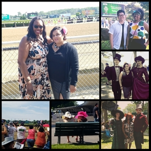 Joyce attended The 150th Belmont Stakes on Jun 9th 2018 via VetTix