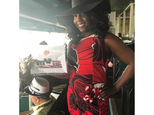 Shinita Gray-Virgil attended The 150th Belmont Stakes on Jun 9th 2018 via VetTix
