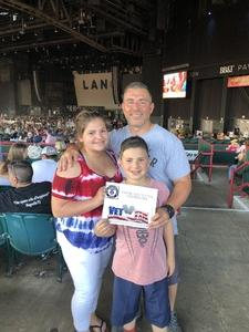 Click To Read More Feedback from Dierks Bentley - Mountain High Tour