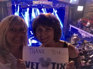 Sheryl attended American Eagles USA (Tribute to The Eagles) - 18+ Show on Jun 22nd 2018 via VetTix