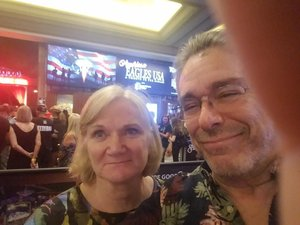 Kip attended American Eagles USA (Tribute to The Eagles) - 18+ Show on Jun 22nd 2018 via VetTix