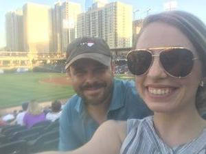 Sean attended Charlotte Knights vs. Syracuse Chiefs - MiLB on Jun 6th 2018 via VetTix