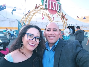 John L attended Luzia by Cirque Du Soleil on May 25th 2018 via VetTix