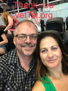 Richard attended Kenny Chesney: Trip Around the Sun Tour - Standing Room Only on May 26th 2018 via VetTix