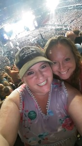 Leslie attended Kenny Chesney: Trip Around the Sun Tour - Standing Room Only on May 26th 2018 via VetTix