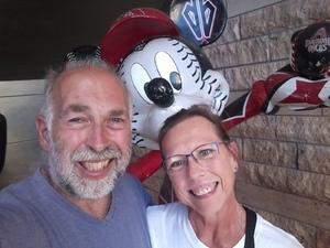 Bruce attended Arizona Diamondbacks vs. Miami Marlins - MLB on Jun 1st 2018 via VetTix