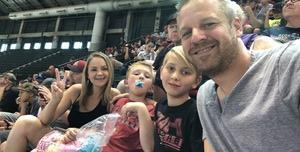 Edgar attended Arizona Diamondbacks vs. Miami Marlins - MLB on Jun 3rd 2018 via VetTix