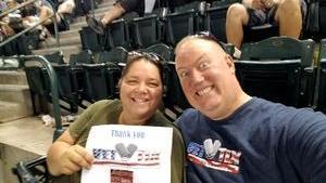 Jon attended Arizona Diamondbacks vs. Pittsburgh Pirates on Jun 13th 2018 via VetTix