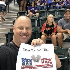 Stanley Spears attended Arizona Diamondbacks vs. Pittsburgh Pirates on Jun 13th 2018 via VetTix