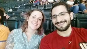 Esther attended Arizona Diamondbacks vs. New York Mets - MLB on Jun 15th 2018 via VetTix