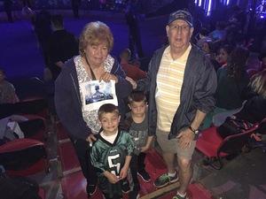 Jacob attended Big Apple Circus - Philadelphia on May 27th 2018 via VetTix