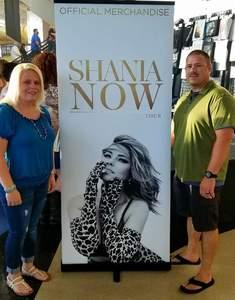 mark attended Shania Twain: Now on Jun 12th 2018 via VetTix