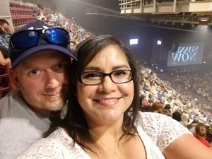 America attended Shania Twain: Now on Jun 12th 2018 via VetTix