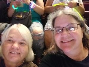 CAROLYN attended Shania Twain: Now on Jun 12th 2018 via VetTix