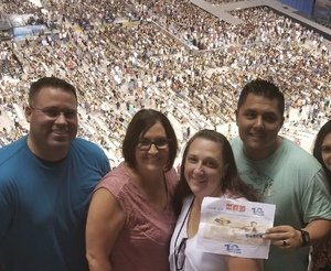 Keith attended Kenny Chesney: Trip Around the Sun Tour on Jun 23rd 2018 via VetTix