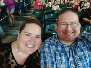 joshua attended Kenny Chesney: Trip Around the Sun Tour on Jun 23rd 2018 via VetTix