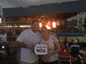 Joshua attended Dierks Bentley Mountain High Tour 2018 on Jun 2nd 2018 via VetTix