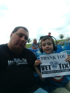 Eric attended Dierks Bentley Mountain High Tour 2018 on Jun 2nd 2018 via VetTix