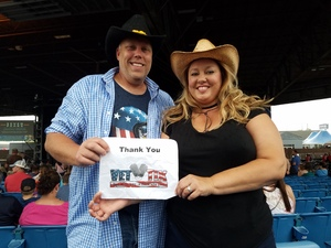 Jeff attended Dierks Bentley Mountain High Tour 2018 on Jun 2nd 2018 via VetTix