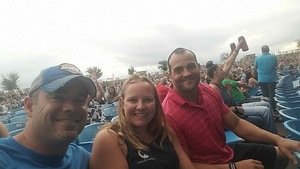 Ariel attended Dierks Bentley Mountain High Tour 2018 on Jun 2nd 2018 via VetTix