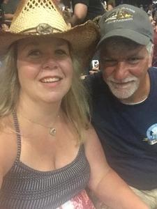 Kimberly attended Dierks Bentley Mountain High Tour 2018 on Jun 2nd 2018 via VetTix