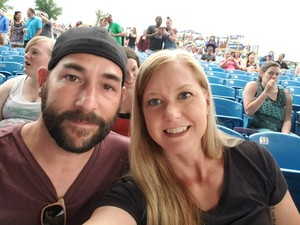 Shaun attended Dierks Bentley Mountain High Tour 2018 on Jun 2nd 2018 via VetTix