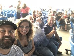 Richard attended Dierks Bentley Mountain High Tour 2018 on Jun 2nd 2018 via VetTix