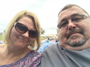 Jerry attended Dierks Bentley Mountain High Tour 2018 on Jun 2nd 2018 via VetTix