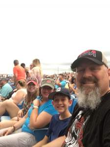 Kevin attended Dierks Bentley Mountain High Tour 2018 on Jun 2nd 2018 via VetTix