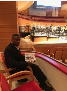 Ramon attended A Hero's Life - 12 and Over - Presented by the Pacific Symphony on Jun 16th 2018 via VetTix