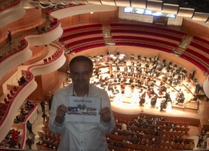 Clint attended A Hero's Life - 12 and Over - Presented by the Pacific Symphony on Jun 16th 2018 via VetTix