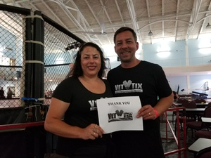Click To Read More Feedback from XFP - Home Town Heroes - Live Mixed Martial Arts - Presented by Xtreme Fight Promotions